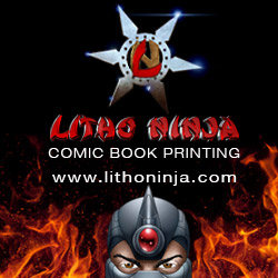 litho ninja comic printer 250x250