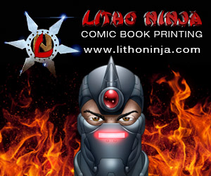 litho ninja comic printer 300x250