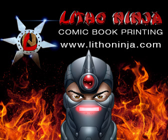 litho ninja comic printer 336x280